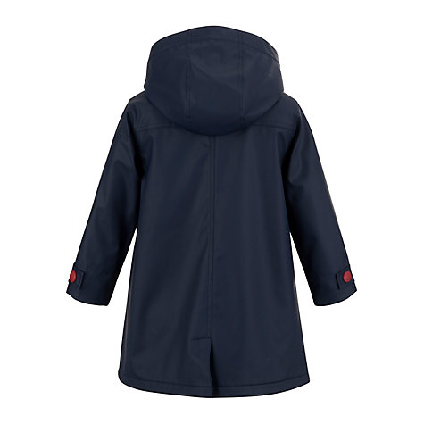 Buy Hatley Girls' Splash Jacket, Navy Online at johnlewis.com