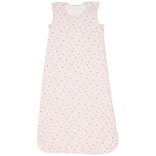 Buy John Lewis Baby Floral Sleeping Bag, 2.5 Tog, Pink Online at johnlewis.com
