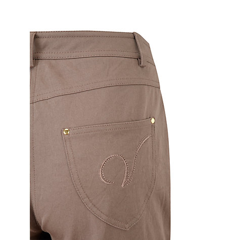 "Buy Viyella Smart Jeans, L30"", Mushroom Online at johnlewis.com"