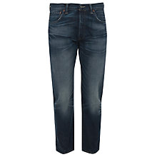 Buy Levi's 501 Original Straight Jeans, Fishin Pole Online at johnlewis.com