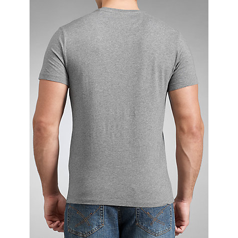 Buy Levi's Standard Batwing Logo T-Shirt, Grey Online at johnlewis.com