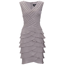 Buy Adrianna Papell Waffle Shutter Dress Online at johnlewis.com