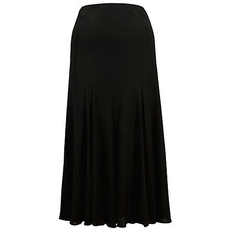 Buy Chesca Jazz Skirt, Black Online at johnlewis.com