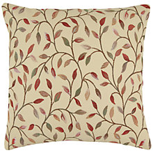 Buy Voyage Cervino Cushion, Pink/Jade Online at johnlewis.com
