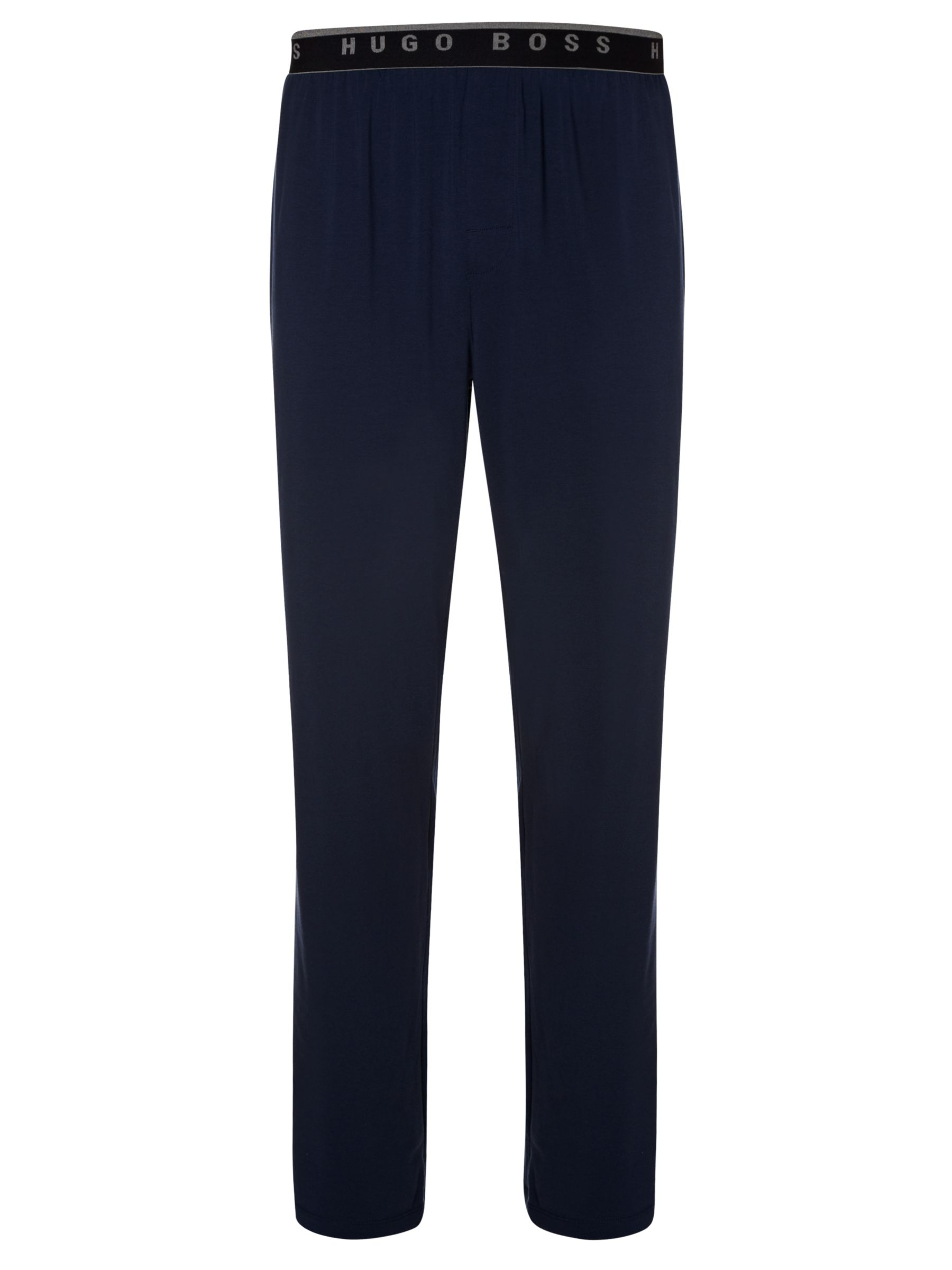 Hugo Boss Cotton Lounge Pants, Navy