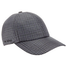 Buy Ted Baker Danzig Baseball Cap, Grey Online at johnlewis.com
