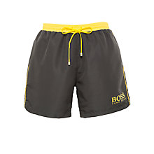 Buy Hugo Boss Swim Shorts with Beach Towel Set Online at johnlewis.com