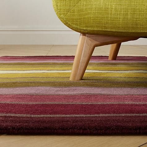 Buy John Lewis Dhalia Stripe Rug Online at johnlewis.com