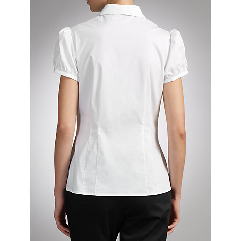 Buy COLLECTION by John Lewis Cora Blouse, White Online at johnlewis.com