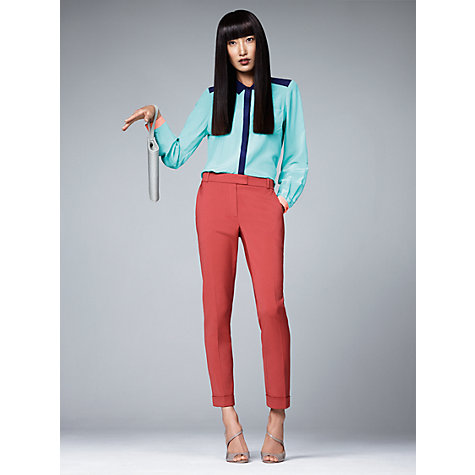 Buy COLLECTION by John Lewis Joanna Blouse, Mojito Online at johnlewis.com
