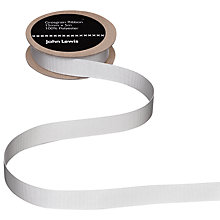 Buy John Lewis Grosgrain Ribbon, 5m Online at johnlewis.com