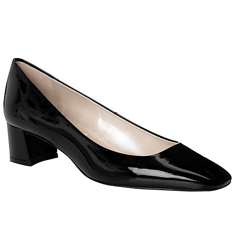 Buy COLLECTION by John Lewis Tautou Patent Leather Court Shoes Online at johnlewis.com