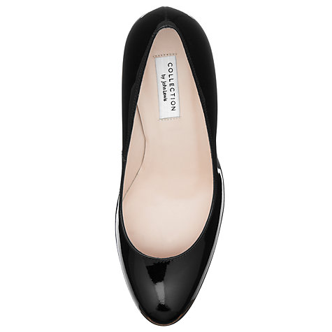 Buy COLLECTION by John Lewis Cotillard Basket Weave Wedge Heel Court Shoes Online at johnlewis.com