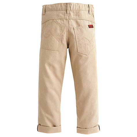 Buy Little Joule Ted Jeans Online at johnlewis.com
