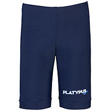 Buy Platypus Bike Shorts, Blue Online at johnlewis.com