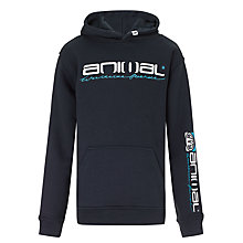 Buy Animal Fireant Hoodie, Navy Online at johnlewis.com