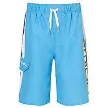 Buy Animal Tussock Board Shorts, Blue Online at johnlewis.com