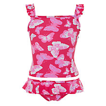 Buy John Lewis Girl Butterfly Tankini Online at johnlewis.com