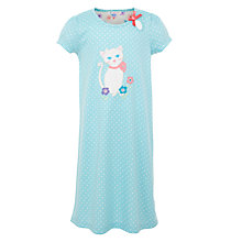 Buy John Lewis Girl Cat Nightdress Online at johnlewis.com