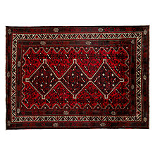 Buy Kashgai Handmade Rug, Shiraz Online at johnlewis.com