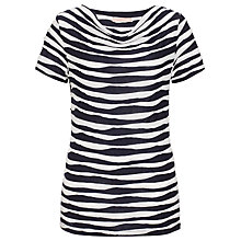 Buy John Lewis Wave Stripe Top Online at johnlewis.com