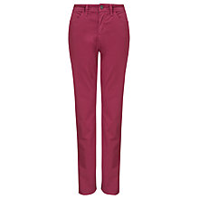 Buy John Lewis Stretch Twill Straight Leg Jeans Online at johnlewis.com