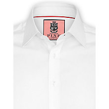 Buy Thomas Pink The Lions Formal Shirt, White Online at johnlewis.com