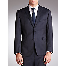 Buy Daniel Hechter Stripe Travel Suit, Navy Online at johnlewis.com