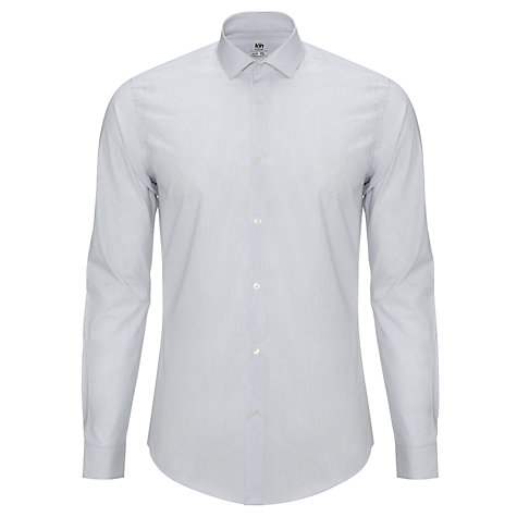 Buy Kin by John Lewis Deacon Ticking Stripe Shirt, White Online at johnlewis.com