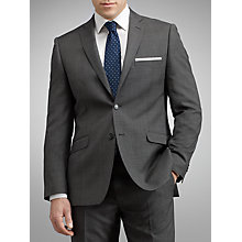 Buy Daniel Hechter Glen Check Travel Suit, Charcoal Online at johnlewis.com
