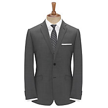 Buy Daniel Hechter Puppytooth Suit Jacket, Grey Online at johnlewis.com