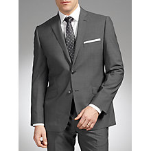 Buy Daniel Hechter Puppytooth Tailored Suit, Grey Online at johnlewis.com
