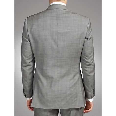 Buy Paul Costelloe Glen Check Suit Jacket, Grey Online at johnlewis.com