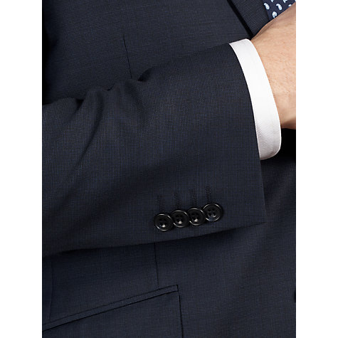 Buy Paul Costelloe Pick And Pick Suit Jacket, Blue Online at johnlewis.com