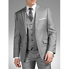 Buy Paul Costelloe Sharkskin Suit, Grey Online at johnlewis.com