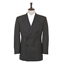 Buy Chester Barrie Savile Row Double Breasted Hopsack Jacket Online at johnlewis.com