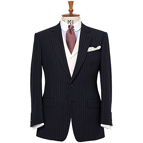 Buy Chester Barrie Savile Row 3 Ply Wool City Jacket Online at johnlewis.com