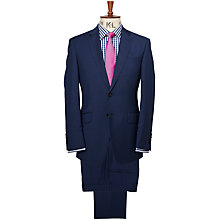 Buy Richard James Mayfair Puppytooth Suit, Navy Online at johnlewis.com