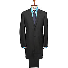 Buy Richard James Mayfair Wool Mohair Suit Jacket, Charcoal Online at johnlewis.com