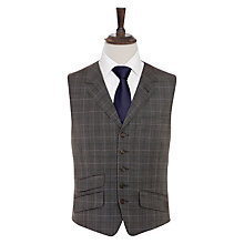 Buy Ted Baker Endurance Ground Suit Waistcoat Online at johnlewis.com