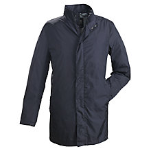 Buy Bugatti Packable Jacket, Navy Online at johnlewis.com