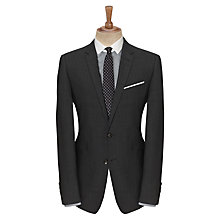 Buy Kin by John Lewis Harford Cross Weave Suit Jacket, Charcoal Online at johnlewis.com