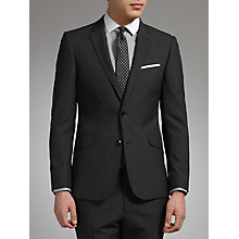 Buy Kin by John Lewis Harford Cross Weave Suit, Charcoal Online at johnlewis.com