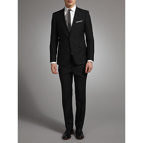 Buy Kin by John Lewis Kennett Pindot Suit Jacket, Navy Online at johnlewis.com