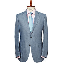 Buy Richard James Mayfair Single Breasted Linen Jacket Online at johnlewis.com