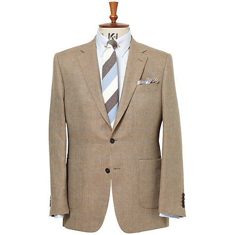 Buy Chester Barrie Savile Row Herringbone Jacket Online at johnlewis.com
