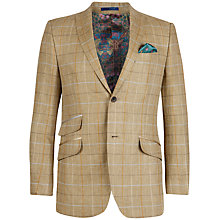 Buy Ted Baker Endurance Salmonz Single Breasted Blazer Online at johnlewis.com