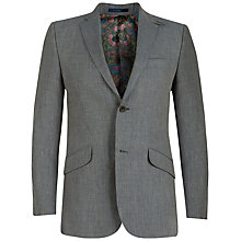 Buy Ted Baker Endurance Shripz Single Breasted Blazer Online at johnlewis.com