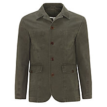 Buy JOHN LEWIS & Co. Work Wear Factory Jacket, Khaki Online at johnlewis.com