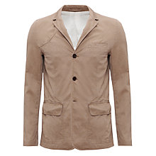 Buy JOHN LEWIS & Co. Work Wear Hunting Blazer, Natural Online at johnlewis.com